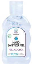 PureSecure - Hand Sanitizer Gel 50ml