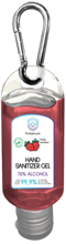 PureSecure - Hand Sanitizer Gel Strawberry Fragrance 50ml