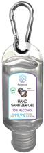 PureSecure - Hand Sanitizer Gel Coconut Fragrance 50ml