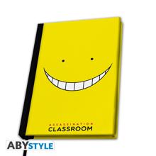Assassination Classroom - Koro-sensei - A5 Notebook