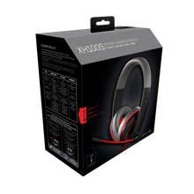 Gioteck - XH100S Stereo Gaming Headset for PS5, PS4, Xbox Series, Xbox One, PC, Mac & Mobile