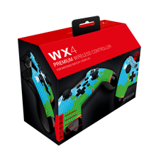Gioteck - WX4 Premium Wireless Controller