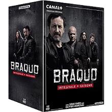Braquo - Saison 1-4