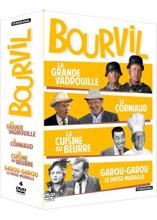Bourvil - 4 Films