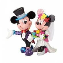 Enesco - Disney Mickey & Minnie Mouse Wedding Figurine