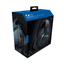 Gioteck - TX-70S Wireless RF Stereo Gaming Headset for PS5, PS4 & PC