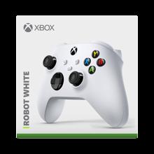 Xbox Wireless Controller Robot White for Xbox Series X|S, Xbox One, Windows 10 & Mobile