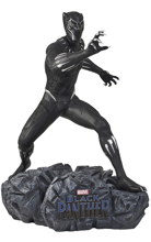 Black Panther - Black Panther Life Size Figure (Base Included)