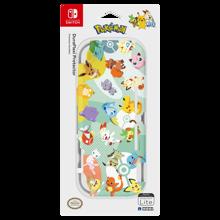HORI - Nintendo Switch Lite DuraFlexi Protector Pikachu & Friends Edition