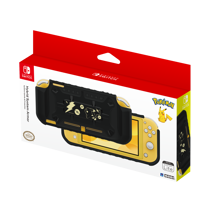 HORI - Nintendo Switch Lite Hybrid System Armor Pikachu Black & Gold Edition