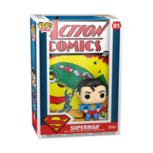 Funko Pop! Comic Covers: Action Comics - Superman