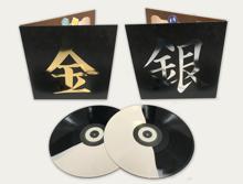 Johto Legends: Music From Pokémon Gold & Silver - 2-LP Black & White