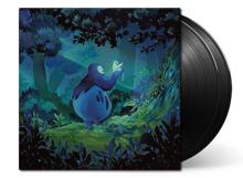 Ori and The Blind Forest Original Soundtrack - 2 Black LP
