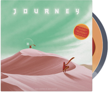 Journey Original Soundtrack - 2-LP Grey & Orange