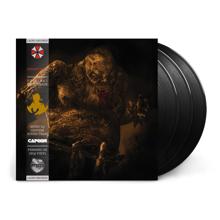Resident Evil 5 Original Soundtrack - 3 Black LP