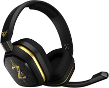 The Legend of Zelda: Breath of the Wild - Astro A10 Stereo Gaming Headset for PC, PS4, Xbox One and Nintendo Switch
