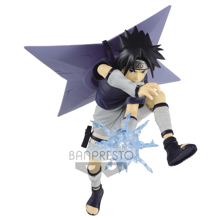 Naruto - Vibration Stars Uchiha Sasuke Figure 18cm