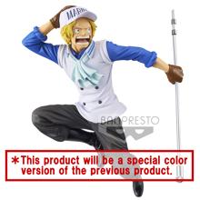 One Piece Magazine - A Piece of Dream #1 - Special A: Sabo Figure 13cm