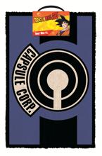 Dragon Ball Z - Capsule Corp Icon Doormat