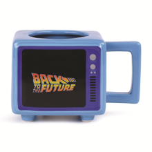 Back To The Future - Flux Capacitor TV Shaped Heat Changing Mug