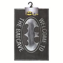 Batman - Welcome to the Batcave Rubber Doormat