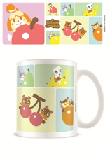 Animal Crossing - Character Grid Mug