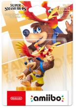 Amiibo n°85 Banjo & Kazooie Super Smash Bros. Collection