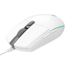 Logitech G203 Lightsync Gaming Mouse White