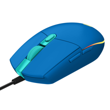 Logitech G203 Lightsync Gaming Mouse Blue