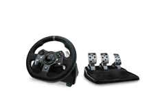 Logitech G920 Driving Force Racing Wheel for Xbox Series, Xbox One & PC
