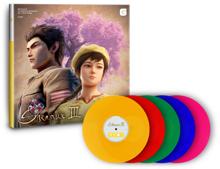 Shenmue 3 The Definitive Soundtrack Vol.1: Bailu Village - 5 Colored LP