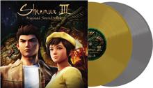Shenmue 3 Original Soundtrack Music Selection - 2 Gold & Silver LP