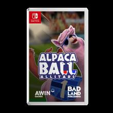 Alpaca Ball: Allstars