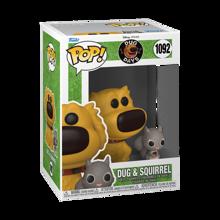 Funko Pop! Disney Pixar: Dug Days - Dug (with Squirrel)