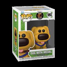 Funko Pop! Disney Pixar: Dug Days - Hero Dug