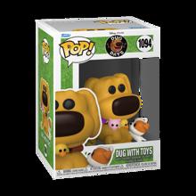 Funko Pop! Disney Pixar: Dug Days - Dug (with Toys)