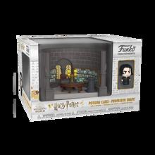 Funko Mini Moments Harry Potter Anniversary: Potions Class - Professor Snape (with Professor Slughorn Chase)