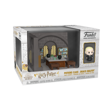 Funko Mini Moments Harry Potter Anniversary: Potions Class - Draco Malfoy (with Tom Riddle Chase)