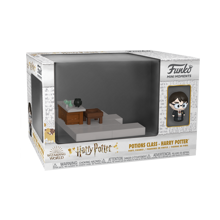 Funko Mini Moments Harry Potter Anniversary: Potions Class - Harry Potter (with Seamus Finnigan Chase)