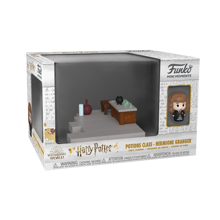 Funko Mini Moments Harry Potter Anniversary: Potions Class - Hermione Granger (with Cho Chang Chase)