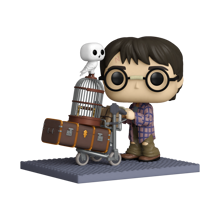 Funko Pop! Deluxe: Harry Potter Anniversary - Harry Potter Pushing Trolley