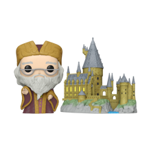 Funko Pop! Town: Harry Potter Anniversary - Dumbledore with Hogwarts - CONFIDENTIAL