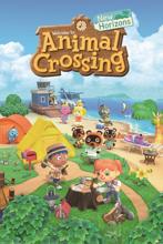 Animal Crossing - New Horizons Maxi Poster