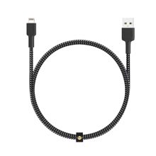 Aukey - CB-BAL3 Impulse Series USB A to Lightning Cable