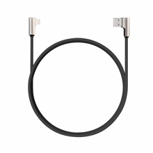 Aukey - CB-BAL6 Impulse Series 90-Degree USB A to Lightning Cable