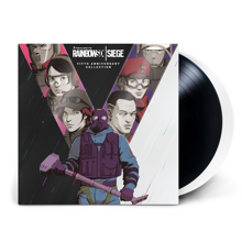 Rainbow 6 Siege Fifth Anniversary Collection 2LP