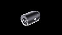 Aukey - CC-A4 Nano Series 30W USB-C 2-Port Car Charger