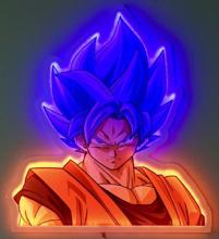 Dragon Ball - San Goku Neon Wall Lamp 30cm Ver.1