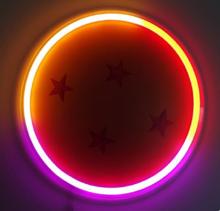 Dragon Ball - Crystal Ball Neon Wall Lamp 30cm