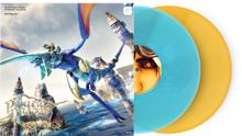 Panzer Dragoon: Remake - The Definitive Soundtrack - 2-LP Transparent Blue & Orange